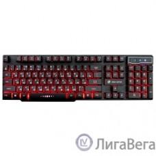 Dialog Gan-Kata KGK-15U Black USB, игровая с подсветкой