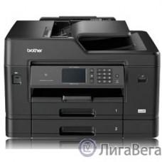 Brother MFC-J3930DW MFCJ3930DWR1 {черный, струйный, A3, цветной, ч.б. 22 стр/мин, цвет 20 стр/мин, печать 4800x1200, скан. 1200х2400, лоток 500 листов, Wi-Fi, NFC.}