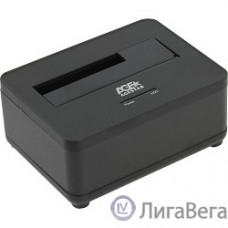 AgeStar 3UBT7 (BLACK) Докстанция 2,5″/3,5″ SATAIII AgeStar 3UBT7 (BLACK) USB 3.0, пластик, черная