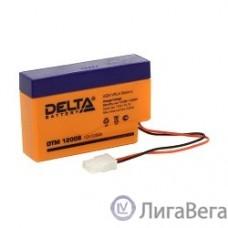 Delta DTM 12008 (0.8 А\ч, 12В) свинцово- кислотный аккумулятор