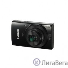 Canon IXUS 190 черный {20Mpix Zoom10x 2.7″ 720p SDXC CCD 1x2.3 IS opt 1minF 0.8fr/s 25fr/s/WiFi/NB-11LH}