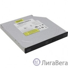 LiteOn Slim DVDRW DS-8ACSH-24(B)  8x SATA internal, black (OEM)