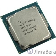 CPU Intel Xeon E3-1225v6 Kaby Lake OEM {3.3ГГц, 8Мб, Socket1151}