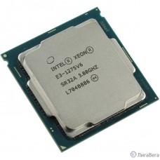 CPU Intel Xeon E3-1275v6 Kaby Lake OEM {3.8ГГц, 8Мб, Socket1151}