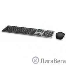 DELL  Premier-KM717 [580-AFQF] Wireless Keyboard + Mouse, black grey