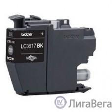 Brother LC-3617BK Картридж, Black {MFCJ3530/3930, (550стр)}
