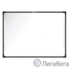 IQBoard DVT TN087 Интерактивная доска 87″, цифровые камеры, 10 касаний, USB, 4:3,20кг win8