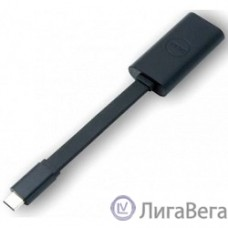 Адаптер DELL [470-ABMZ] USB-C — HDMI 2.0