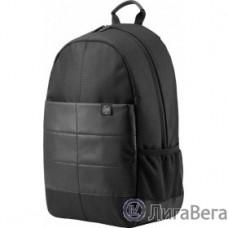 HP [1FK05AA] Рюкзак 15.6″ Classic black Backpack