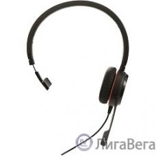 Jabra 5393-823-309 Гарнитура Jabra EVOLVE 30 II MS Mono (USB, Jack 3,5 мм)(5393-823-309)