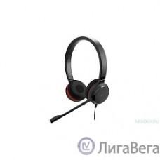 Jabra 5399-829-309 Гарнитура Jabra EVOLVE 30 II UC Stereo (USB, Jack 3,5 мм)(5399-829-309)