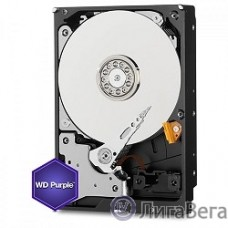 4TB WD Purple (WD40PURZ) {Serial ATA III, 5400- rpm, 64Mb, 3.5″}