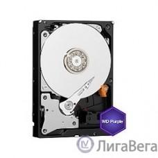 6TB WD Purple (WD60PURZ) {Serial ATA III, 5400- rpm, 64Mb, 3.5″}