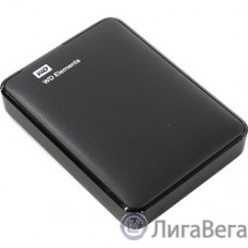 WD Portable HDD 2Tb Elements Portable WDBU6Y0020BBK-WESN {USB3.0, 2.5″, black}