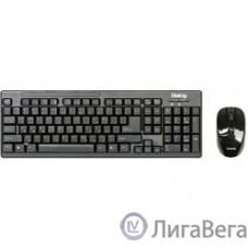Dialog Клавиатура + мышка  KMROP-4010U Pointer RF 2.4G USB {Беспроводной набор , радиоклавиатура + опт. радиомышь 4D}