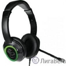 QUMO Flex GHS 0003 {стерео, интерфейс 3,5 Jack, с микрофоном} [21701]