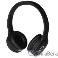 QUMO Accord 3 (BT-0020) Черный {накладная,  Bluetooth 4.2, 300  мА-ч, до 6х часов в режиме разговора} [21945]