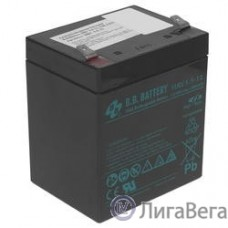 B.B. Battery Аккумулятор HRC 5.5-12 (12V 5Ah )