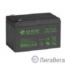 B.B. Battery Аккумулятор BC 12-12 (12V 12Ah)