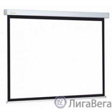 Экран Cactus Wallscreen CS-PSW-183X244 244х183 см, 4:3,  настенно-потолочный белый