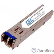GIGALINK GL-OT-SG14LC2-1310-1310 Модуль SFP, 1Гбит/c, два волокна SM, 2xLC, 1310 нм, 14 дБ (до 20 км) (GL-10GT)