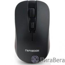 Гарнизон Мышь беспров. GMW-420, чип X2, черный, 1600 DPI, 3 кн.+ колесо-кнопка, блистер