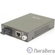 D-Link DMC-530SC/D7A Конвертер 10/100 UTP в 100мб SM Fiber (30km, SC)