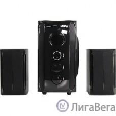 Dialog Progressive AP-209 BLACK - акустические колонки 2.1, 30W+2*15W RMS,Bluetooth,FM,USB+SD reader