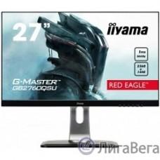 IIYAMA 27″ GB2760QSU-B1 черный {TN+film LED 2560x1440 1ms 144Гц 16:9 350cd 170гр/160гр DVI HDMI DisplayPort}