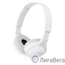 SONY MDRZX110 1.2м белый проводные (оголовье)