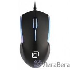 Oklick 245M black optical (1000dpi) USB (3but) [471479]