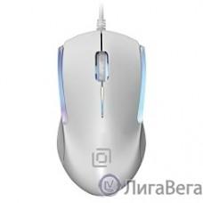 Oklick 245M белый оптическая (1000dpi) USB (3but) [471480]