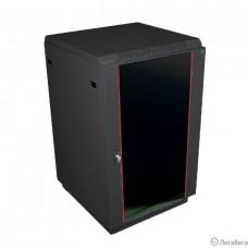 ЦМО Шкаф телекоммуникационный напольный 18U (600x800) дверь стекло, цвет чёрный (ШТК-М-18.6.8-1ААА-9005)