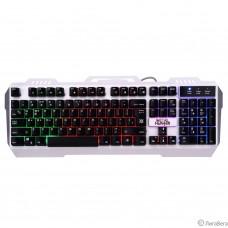 Defender Metal Hunter GK-140L RU [45140] {Проводная игровая клавиатура, RGB подсветка,19 Anti-Ghost}
