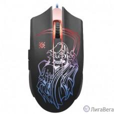 Defender Ghost GM-190L [52190] {Проводная игровая мышь, оптика,6кнопок,800-3200dpi}