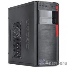CROWN Корпус Miditower CMC-C503 black ATX (CM-500office)