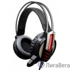 Oklick HS-L450G черный 2.2м мониторы оголовье [472654]