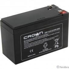 Crown Аккумулятор CBT-12-9.2 (12V, 9.2Ah)(CM000001678)