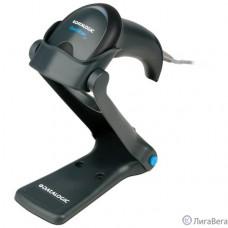 Datalogic QuickScan QW2420 [QW2420-BKK1S] черный {Сканер штрихкодов ручной, USB 2D имидж  кабель USB, подставка}
