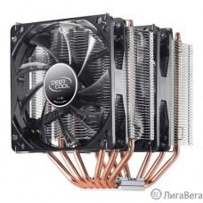 Cooler Deepcool  NEPTWIN (V2)  Intel 2011/1366/115*/775/FM1/AM3/AM2, TDP 150W, PWM