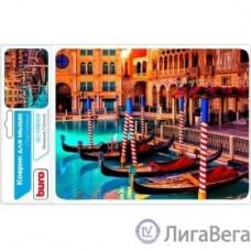 Коврик для мыши Buro BU-M80041 рисунок/Венеция [291859]