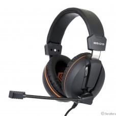 Gembird MHS-G100, код ″Survarium″, черн/ор, рег. громкости, откл. мик, кабель 2,5м