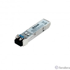 D-Link 312GT2/A1A SFP-трансивер с 1 портом 1000Base-SX+ для многомодового оптического кабеля (до 2 км)