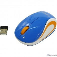 910-002733  Logitech M187 Wireless Mini Mouse - BLUE - 2.4GHZ - EMEA
