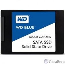 WD SSD 500Gb WDS500G2B0A {SATA 3.0}
