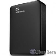 WD Portable HDD 4Tb Elements Portable WDBU6Y0040BBK-WESN {USB3.0, 2.5″, black}