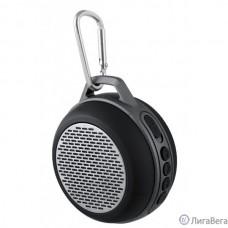 Perfeo Bluetooth-колонка PF-BT-SOLO-BK ″SOLO″ FM, MP3 microSD, AUX, мощность 5Вт, 600mAh, черная PF_5204