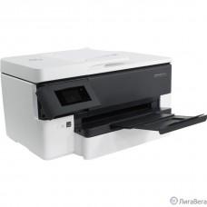 HP Officejet Pro 7720  принтер/сканер/копир/факс, А3, ADF, дуплекс, 22/18 стр/мин, USB, Ethernet, WiFi