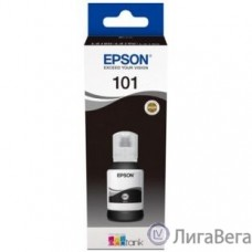 EPSON C13T03V14A  Контейнер с черными чернилами для L4150/L4160/L6160/L6170/L6190, 127 мл. (cons ink)