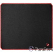 Defender Black XXL [50559] Игровой коврик, 400x355x3 мм, ткань+резина DEFENDER